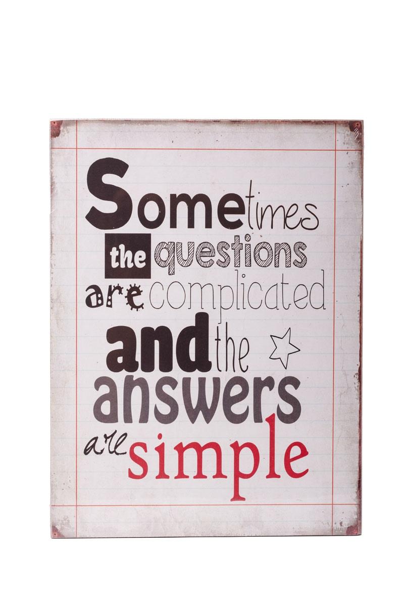 Διακοσμητικό Τοίχου Questions & Answers