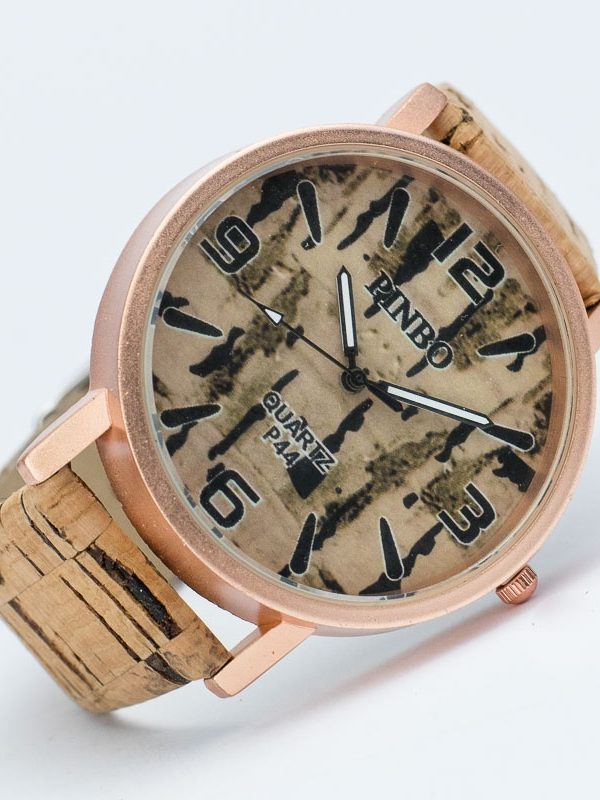 Ρολόι Χειρός Φυσικός Φελλός