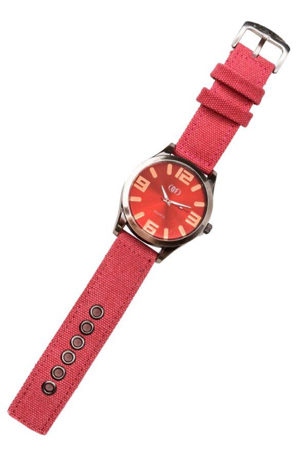 Ρολόι Χειρός με Τζιν Λουράκι