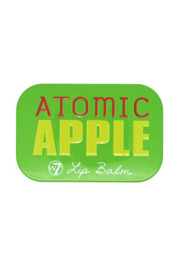 W7 Fruity Lip Balm Tin Atomic Apple