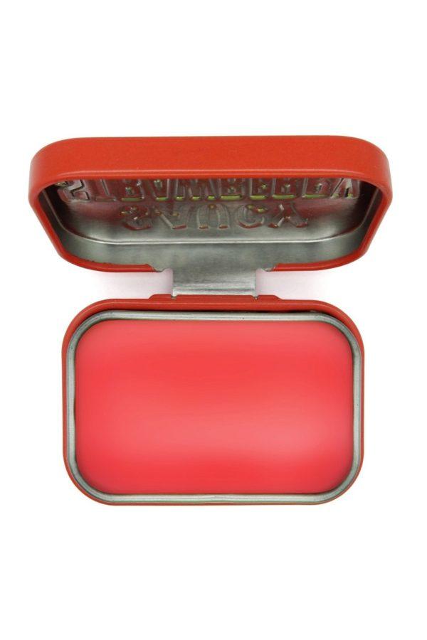 W7 Fruity Lip Balm Tin Saucy Strawberry