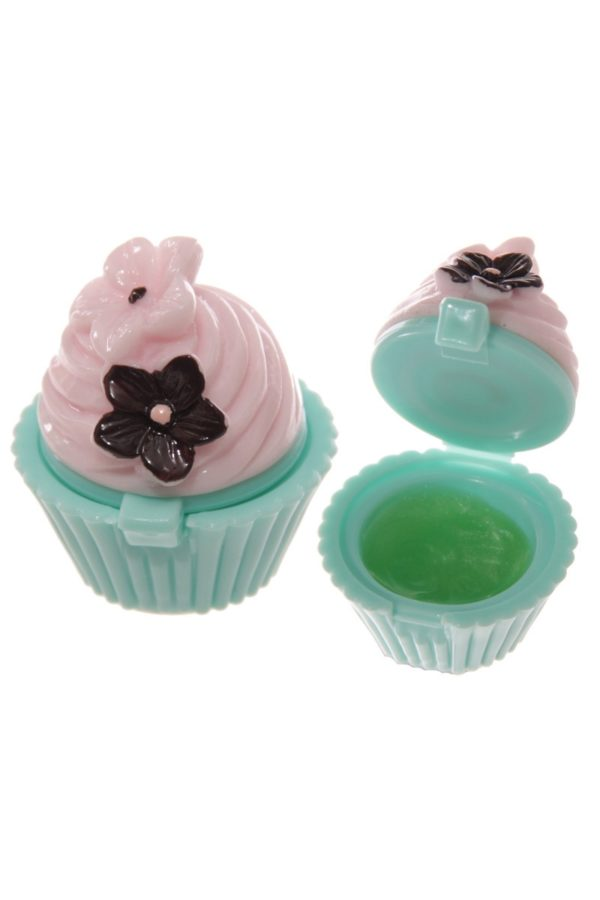 Fairy Cupcake Lip Balm Watermelon