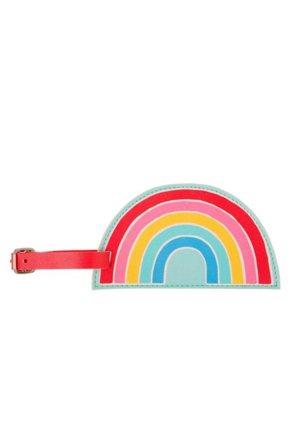 Ετικέτα Βαλίτσας Chasing Rainbows Luggage Tag