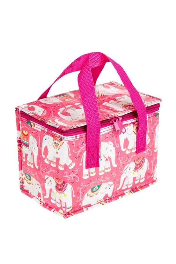 Ισοθερμική Τσάντα Mandala Elephant Lunch Bag