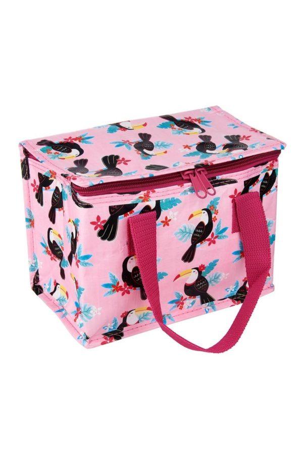 Ισοθερμική Τσάντα Tiki Toucan Lunch Bag