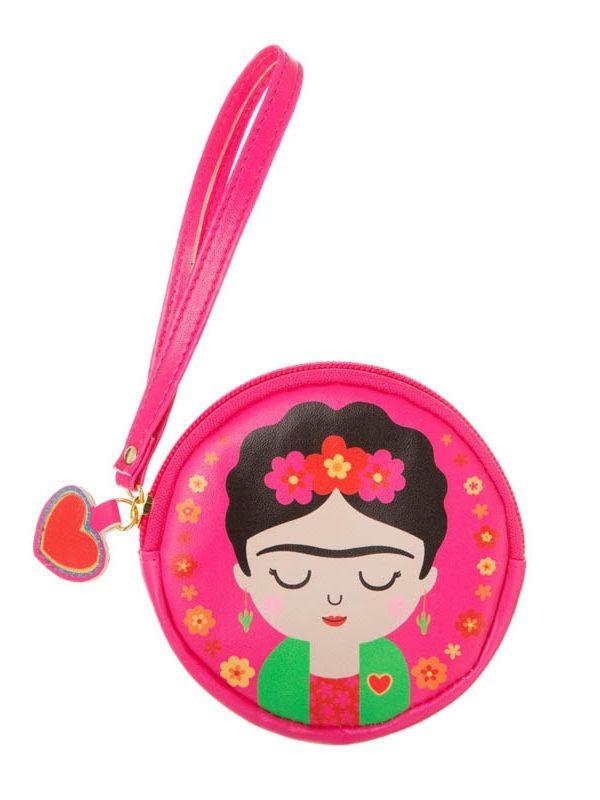 Πορτοφόλι Κερμάτων Frida Δερματίνη