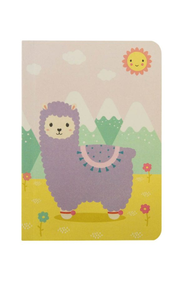 Σημειωματάριο Little Llama Pocket Notebook