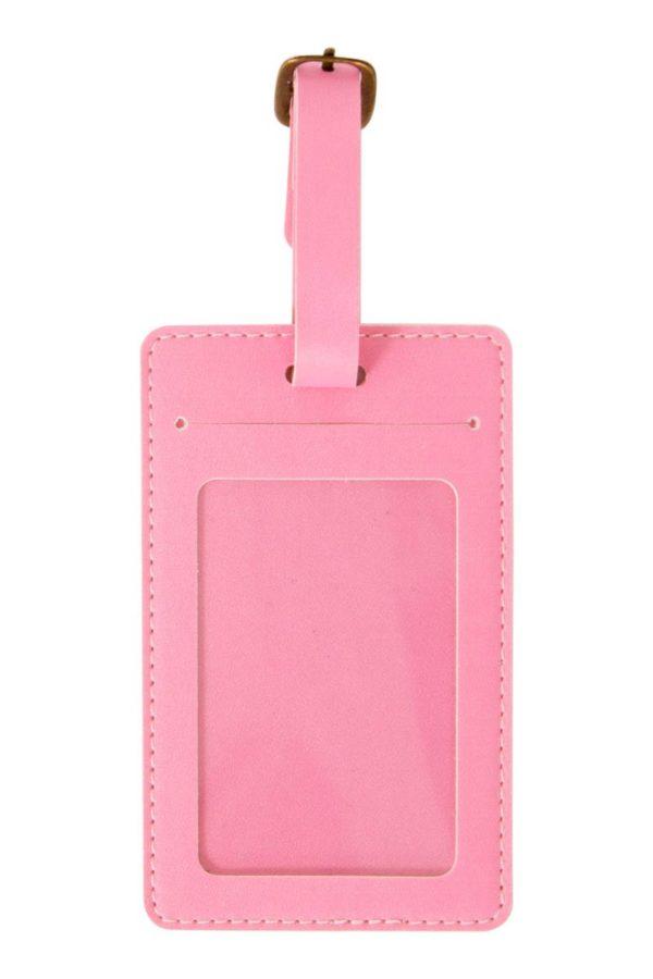 Ετικέτα Βαλίτσας Rainbow Unicorn Luggage Tag