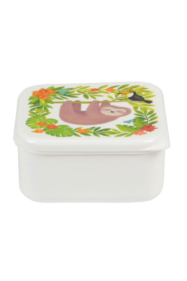 Jungle Friends Lunch Box