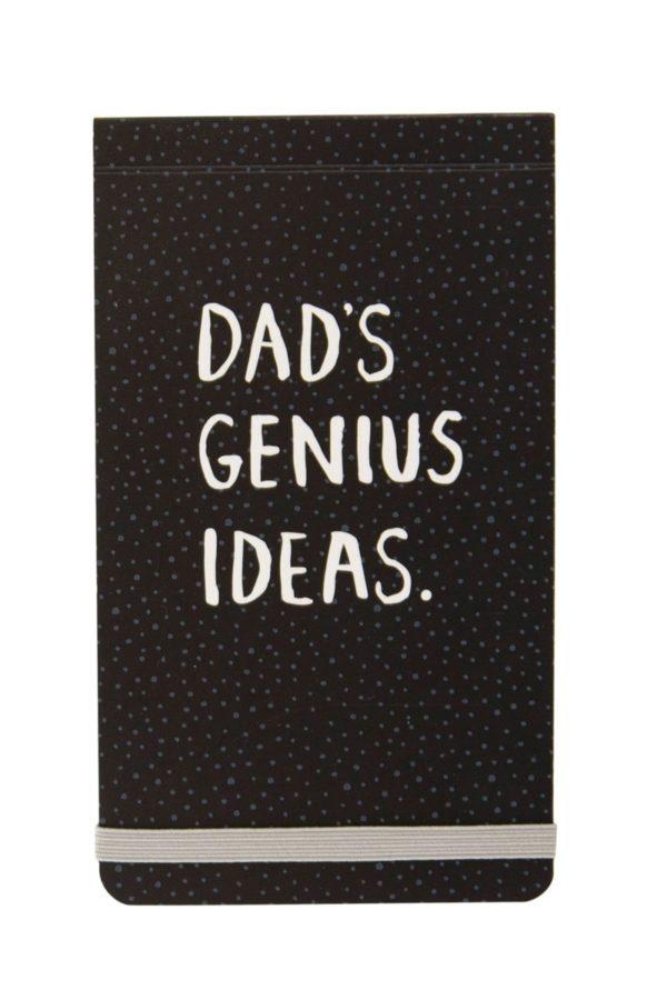 Σημειωματάριο Dad's Ideas Pocket Notebook