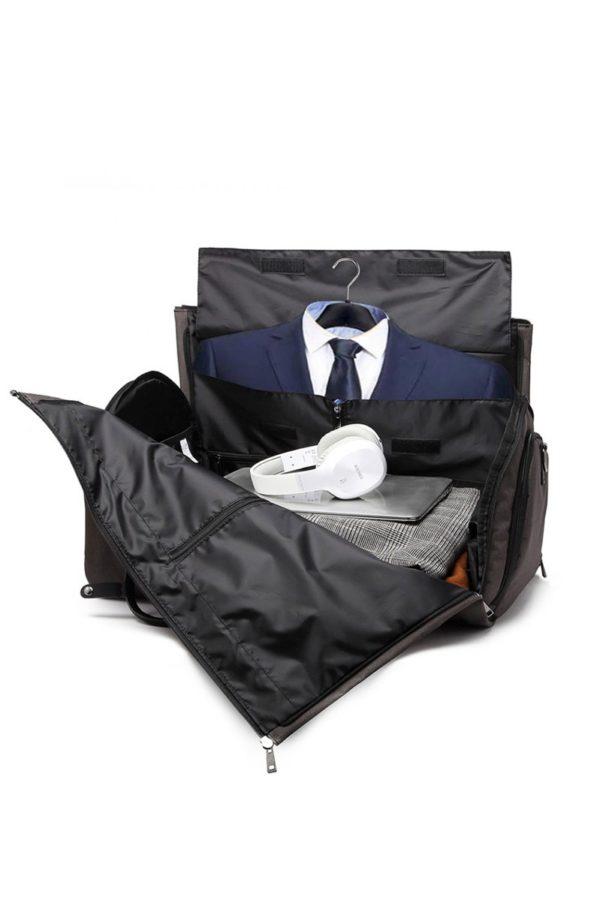 Μαύρη Τσάντα Ταξιδίου Για Κοστούμια