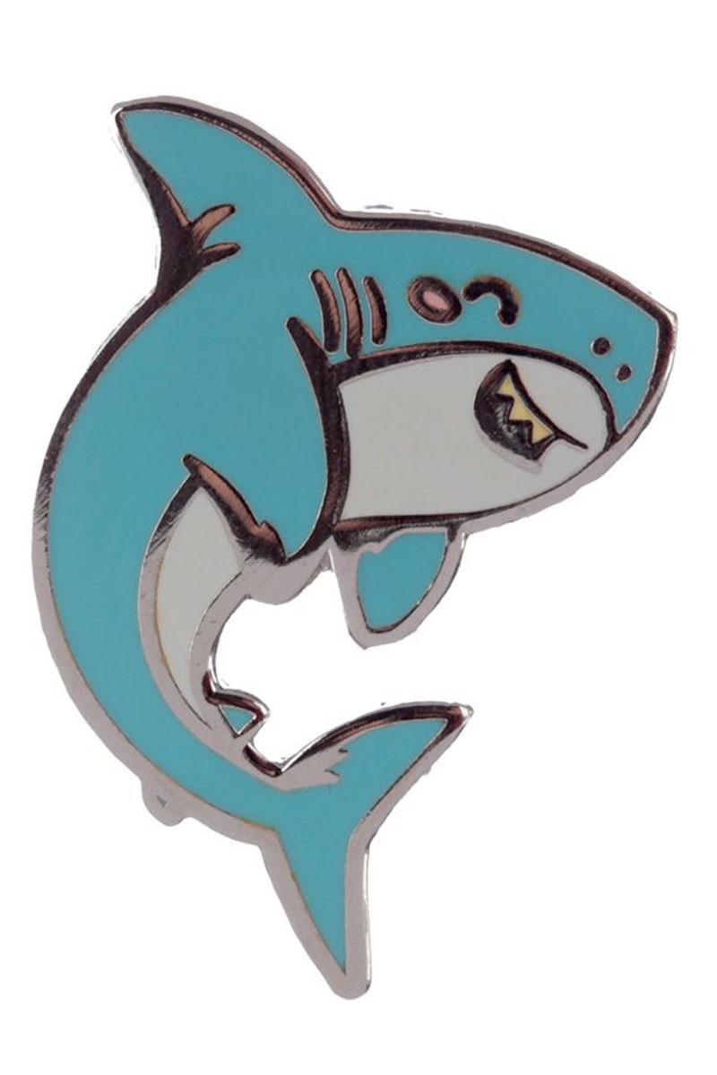 Καρχαρίας Συλλεκτική Καρφίτσα Pin Badge