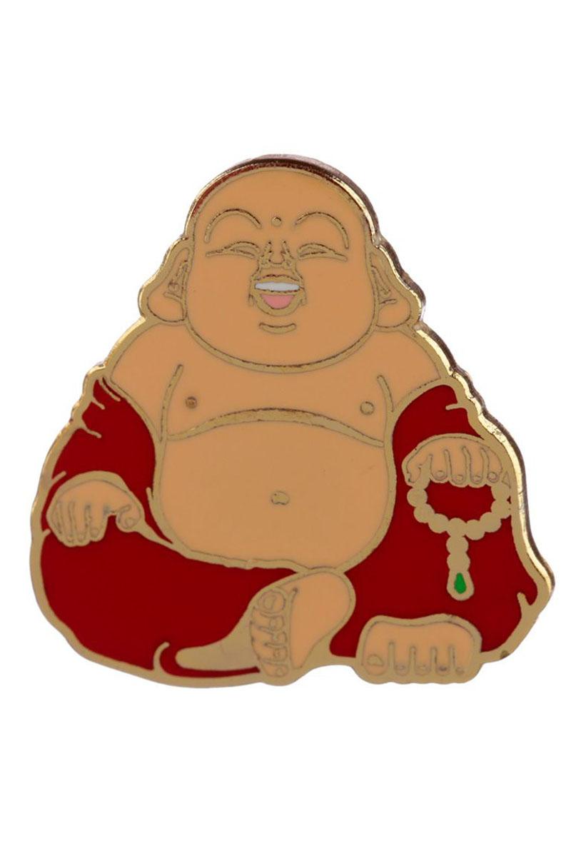 Βούδας Συλλεκτική Καρφίτσα Pin Badge