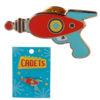 Space Gun Συλλεκτική Καρφίτσα Pin Badge