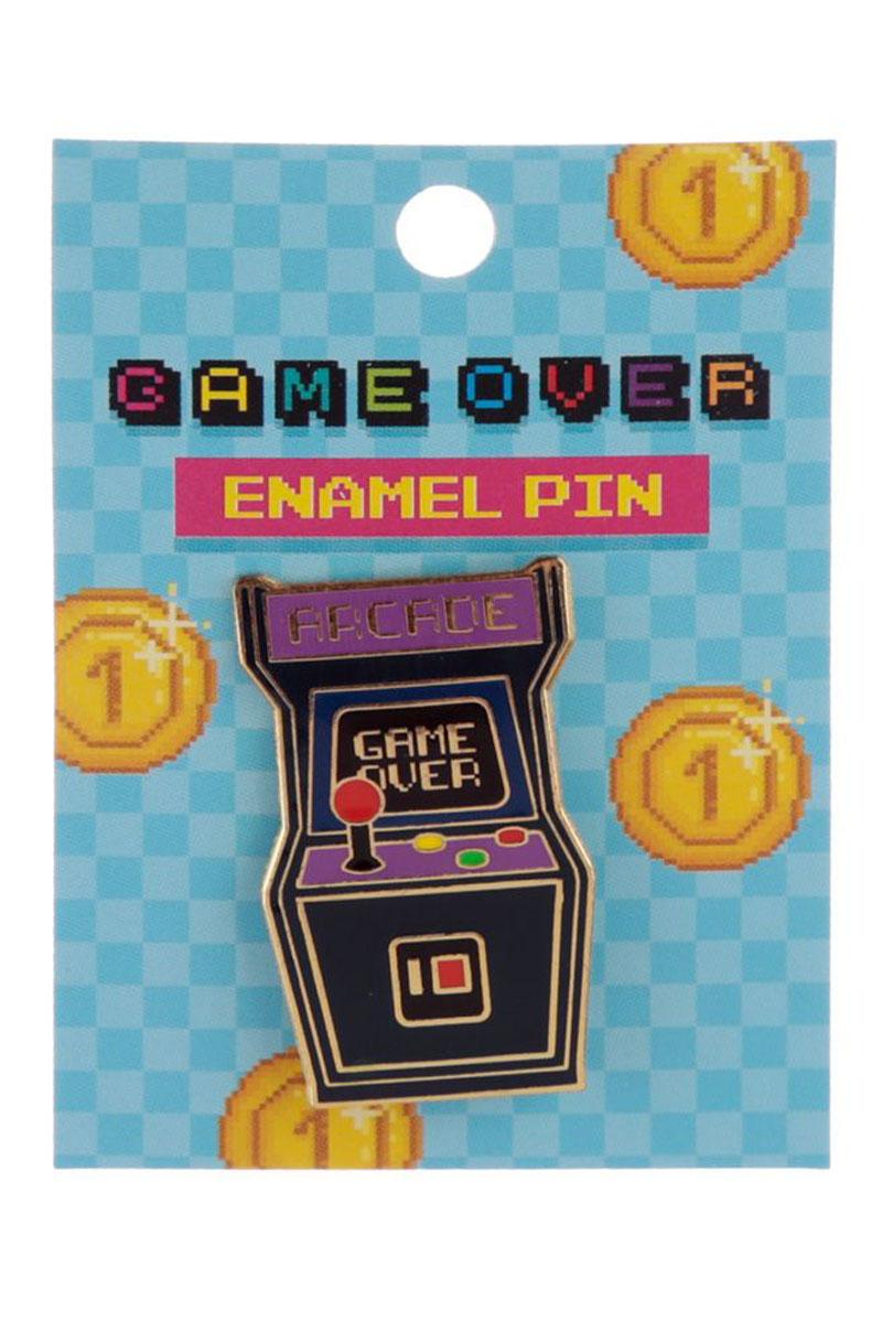 Arcade Game Συλλεκτική Καρφίτσα Pin Badge