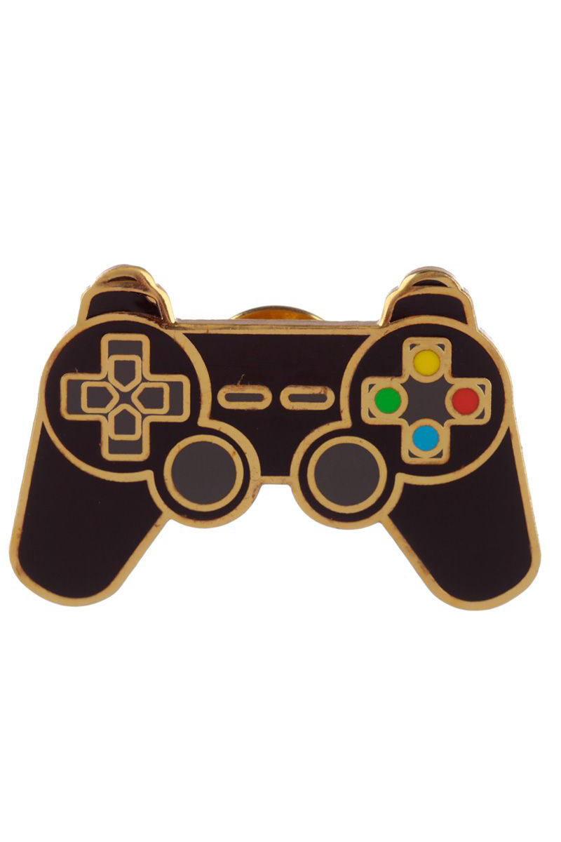 Controller Game Συλλεκτική Καρφίτσα Pin Badge