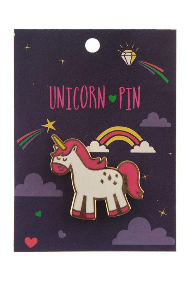 Μονόκερος Συλλεκτική Καρφίτσα Pin Badge