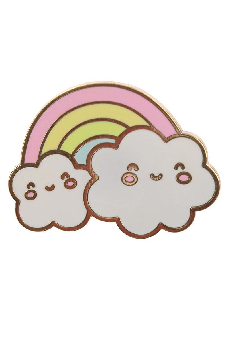 Rainbow Συλλεκτική Καρφίτσα Pin Badge