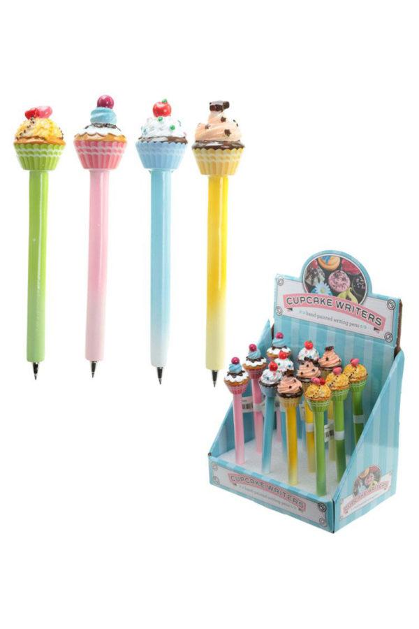 Στυλό Cupcake Πράσινο