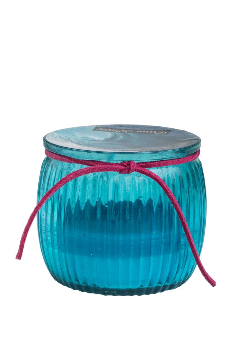 Αρωματικό Κερί Ocean Breeze σε Γυάλινο Βαζάκι 8 εκ.