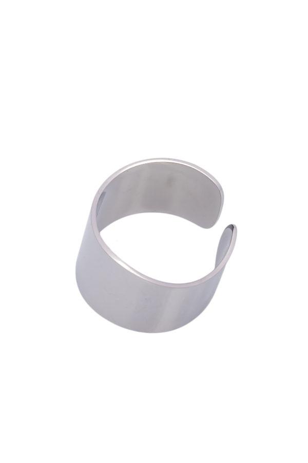 Φαρδύ Δαχτυλίδι Κύμα Μικρό