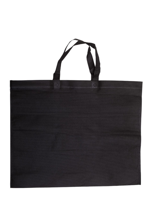 Μαύρη Τσάντα Shopping Bag Non-Wooven