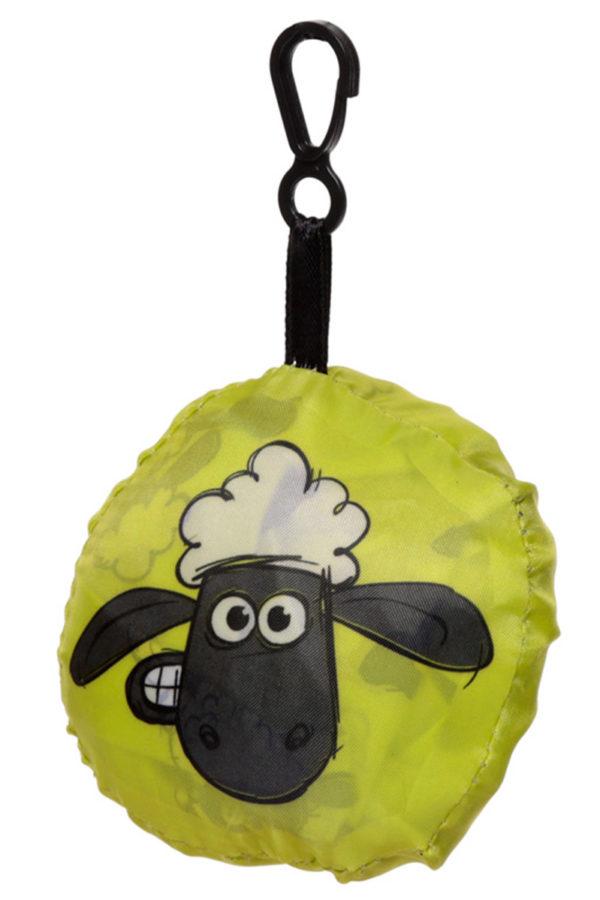 Λαχανί Shaun το Πρόβατο Shopping Bag σε Θήκη