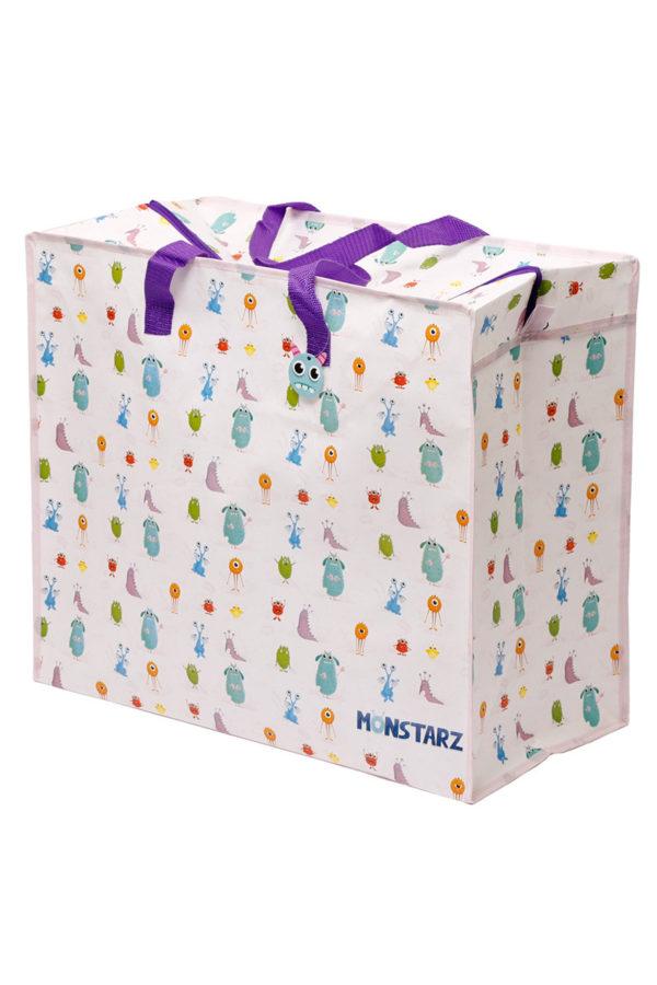 Τσάντα Αποθήκευσης Monstarz Laundry Bag
