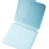 Γαλάζια Αντιβακτηριδιακή Θήκη για Μάσκα Προστασίας Προσώπου