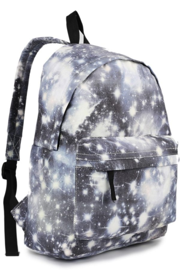 Τσάντα Πλάτης Black Galaxy Universe