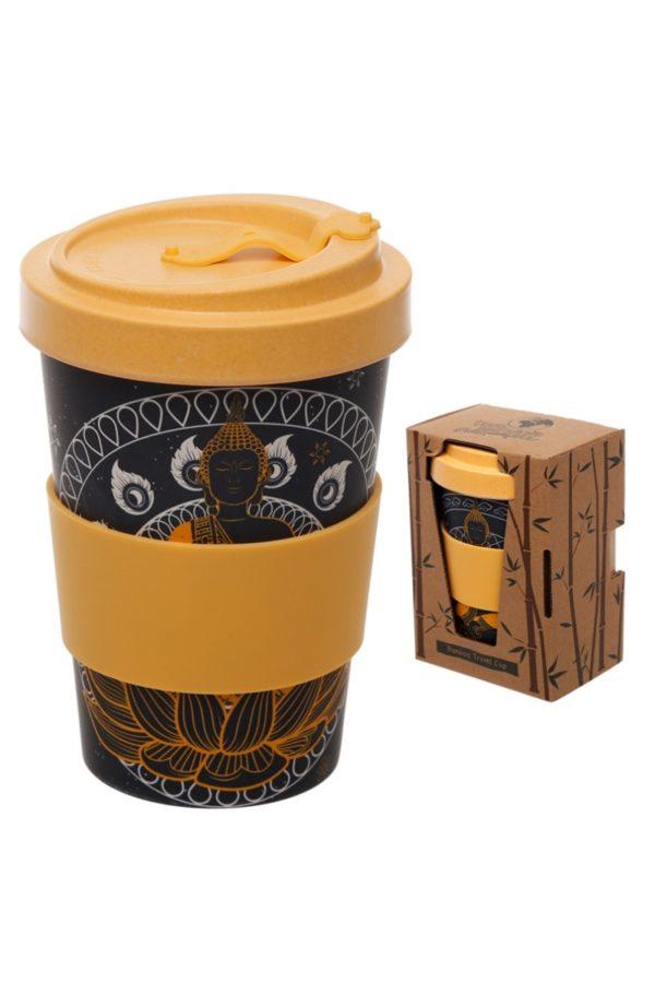Ποτήρι Καφέ Buddha Bamboo Coffee Cup