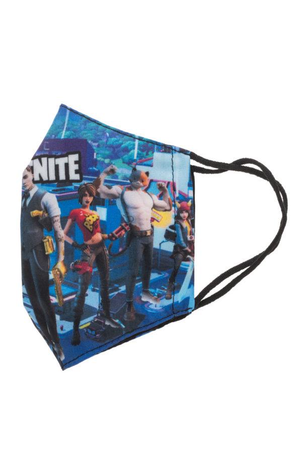 Fortnite 1 Παιδική Υφασμάτινη Μάσκα Επαναχρησιμοποιούμενη