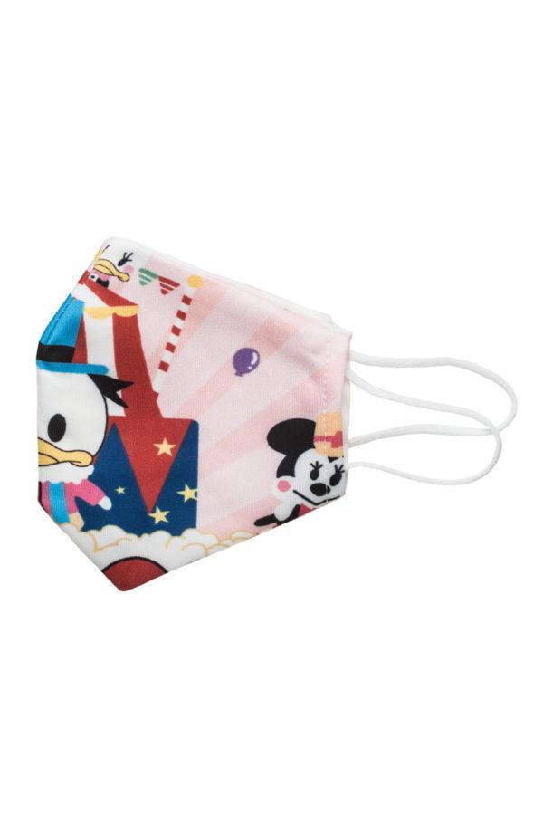Baby Donald Παιδική Υφασμάτινη Μάσκα Προστασίας Επαναχρησιμοποιούμενη