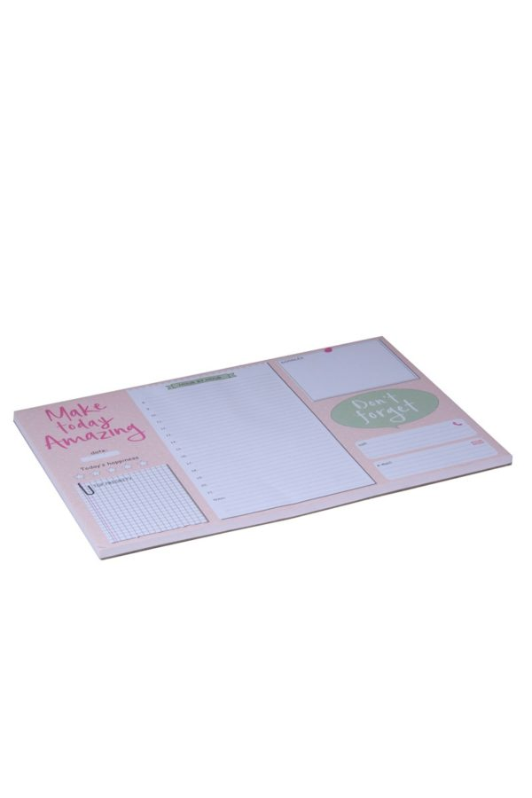 Make Today Amazing Desk Planner Γραφείου 60φ. Tri-Coastal Design