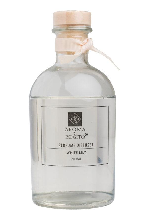 Αρωματικό Χώρου Diffuser White Lilly 200ml