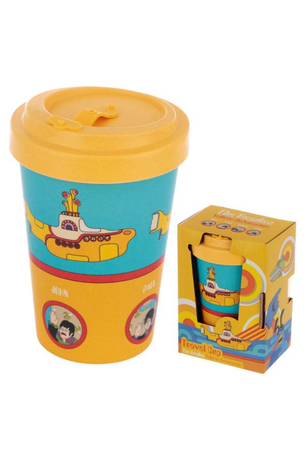 Ποτήρι Καφέ Yellow Submarine Bamboo Coffee Cup