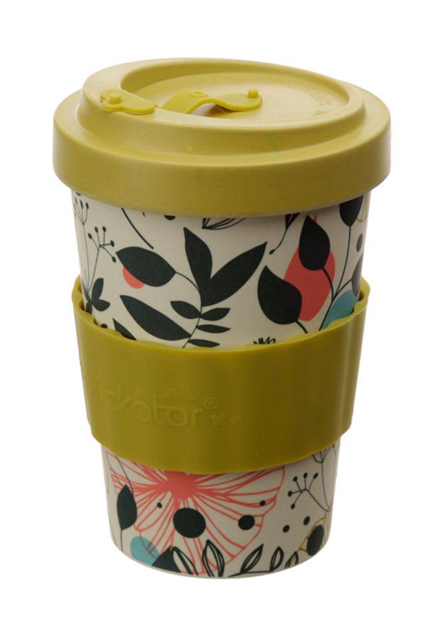 Ποτήρι Καφέ Wisewood Botanical Bamboo Coffee Cup