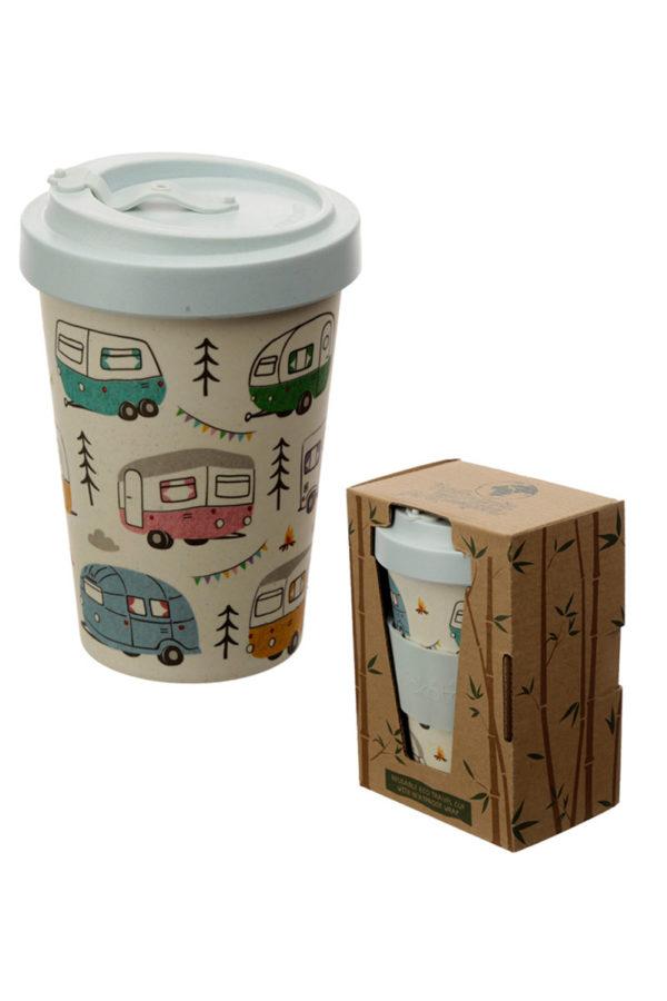 Ποτήρι Καφέ Wildwood Caravan Bamboo Coffee Cup