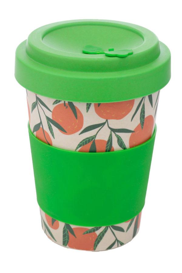 Ποτήρι Καφέ Oranges Bamboo Coffee Cup
