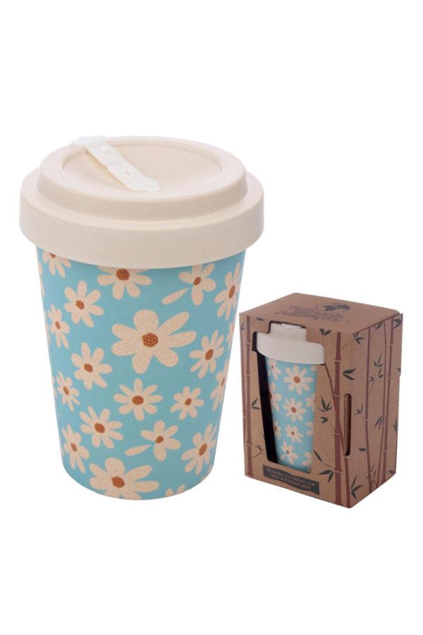 Ποτήρι Καφέ Daisy Bamboo Coffee Cup