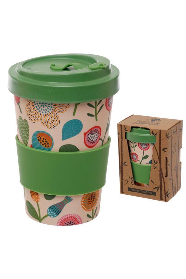 Ποτήρι Καφέ Autumn Falls Bamboo Coffee Cup