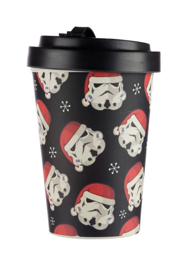 Ποτήρι Καφέ Original Stormtrooper Christmas Bamboo Coffee Cup