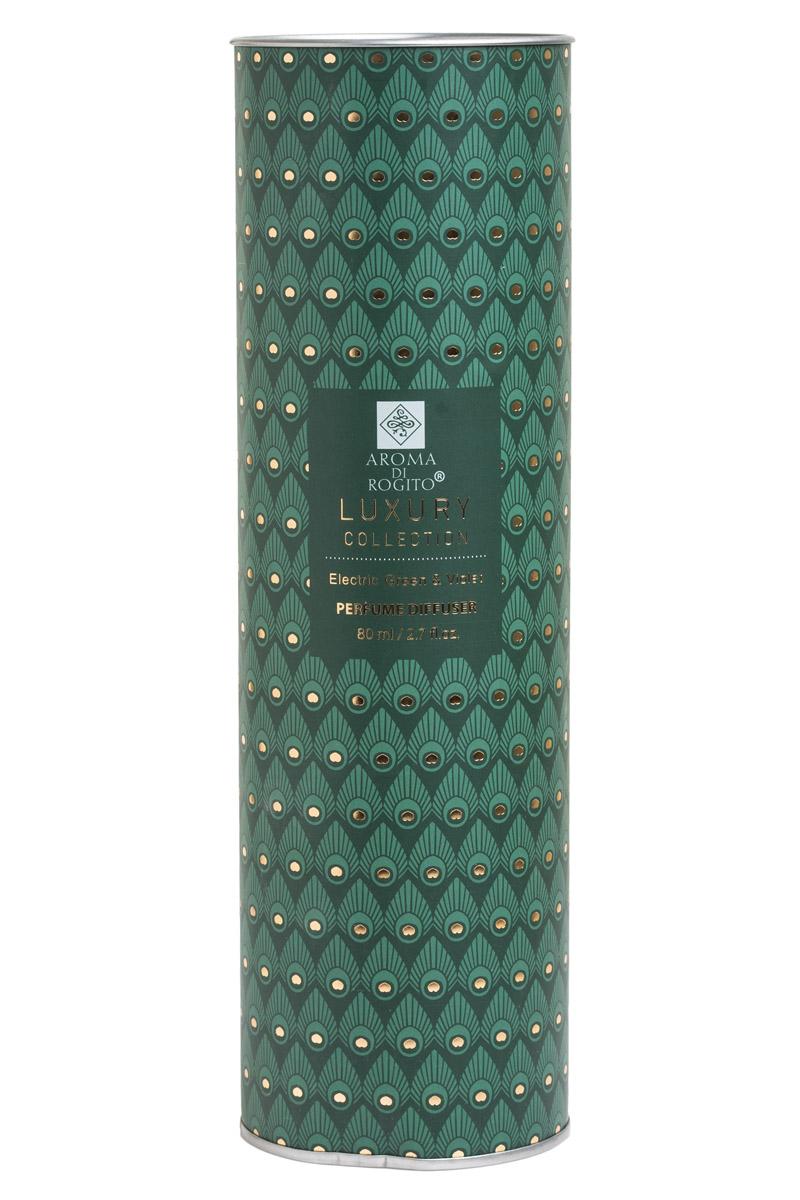 Αρωματικό Χώρου Diffuser Electric Green & Violet 80ml